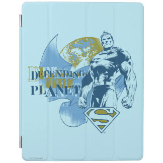 Superman | Defending the Planet iPad Cover