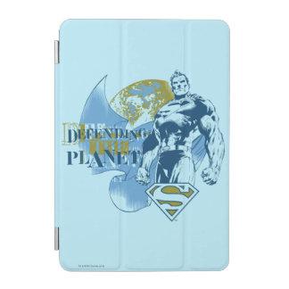 Superman | Defending the Planet iPad Mini Cover