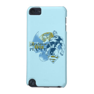 Superman | Defending the Planet iPod Touch (5th Generation) Cases