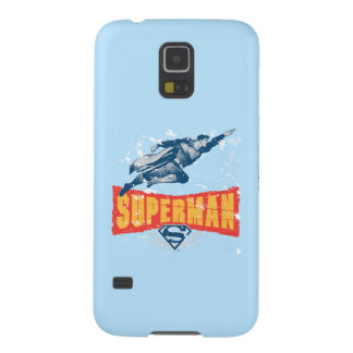 Superman distressed cases for galaxy s5