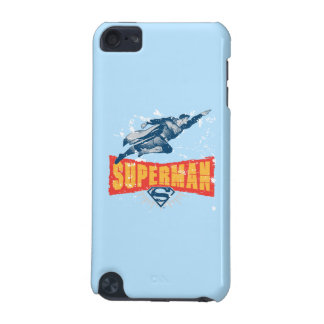 Superman distressed iPod touch 5G covers