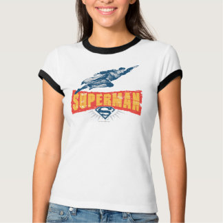 Superman distressed T-Shirt