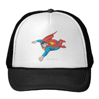 Superman Dives Left Cap
