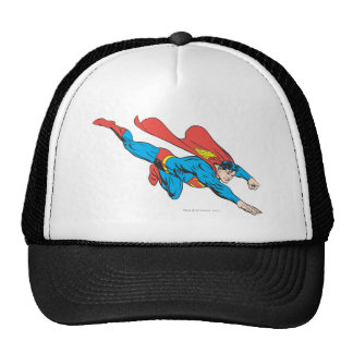 Superman Dives Right Hat