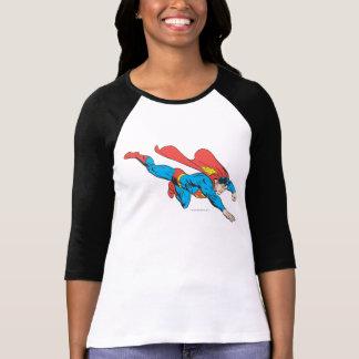 Superman Dives Right T-Shirt