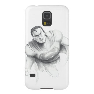 Superman Drawing Galaxy S5 Covers