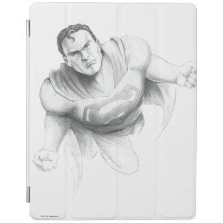 Superman Drawing iPad Cover