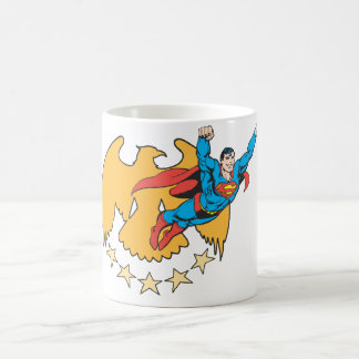 Superman & Eagle Coffee Mug