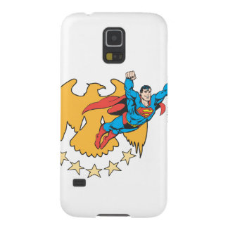 Superman & Eagle Galaxy S5 Covers