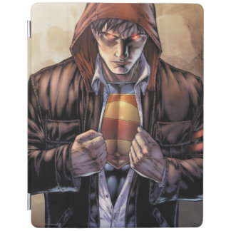 Superman Earth Cover - Color iPad Cover