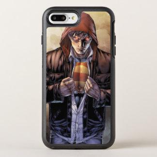 Superman Earth Cover - Color OtterBox Symmetry iPhone 7 Plus Case