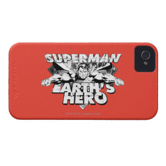 Superman Earth's Hero Case-Mate iPhone 4 Case