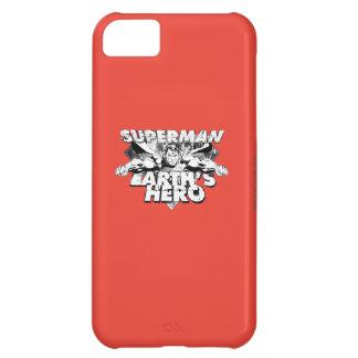 Superman Earth's Hero iPhone 5C Case