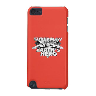 Superman Earth's Hero iPod Touch (5th Generation) Case
