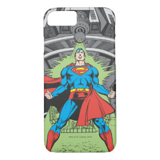 Superman Exposed to Kryptonite iPhone 8/7 Case