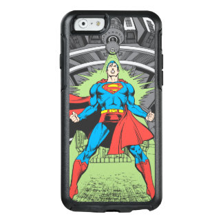 Superman Exposed to Kryptonite OtterBox iPhone 6/6s Case