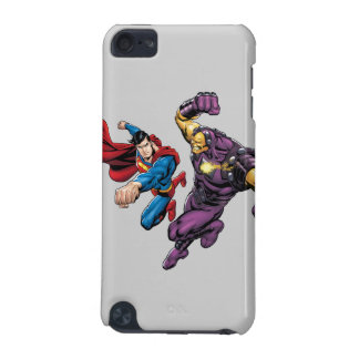 Superman Fights Enemy 2 iPod Touch (5th Generation) Case
