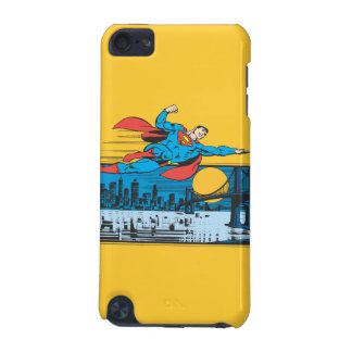 Superman Flies Across Town iPod Touch 5G Cases