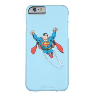 Superman Flies Forward 2 Barely There iPhone 6 Case
