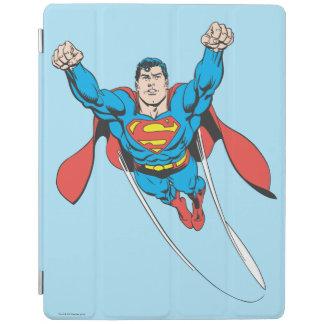 Superman Flies Forward 2 iPad Cover