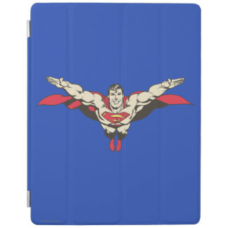 Superman Flies Forward iPad Cover