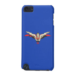 Superman Flies Forward iPod Touch (5th Generation) Case
