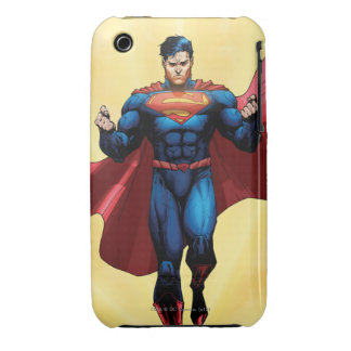 Superman Flying iPhone 3 Case-Mate Case