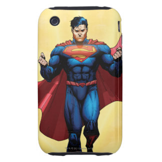 Superman Flying iPhone 3 Tough Cover