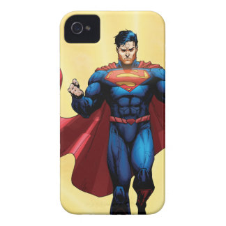 Superman Flying iPhone 4 Cases