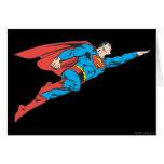 Superman Flying Right