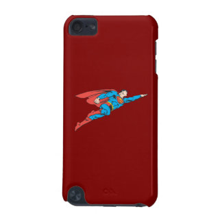 Superman Flying Right iPod Touch (5th Generation) Cover