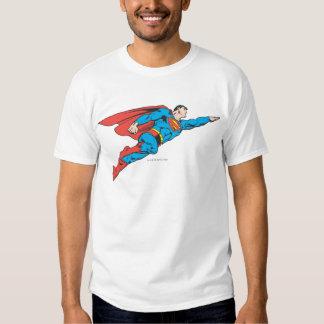 Superman Flying Right Tee Shirt