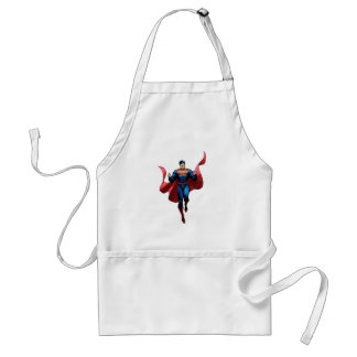 Superman Flying Standard Apron
