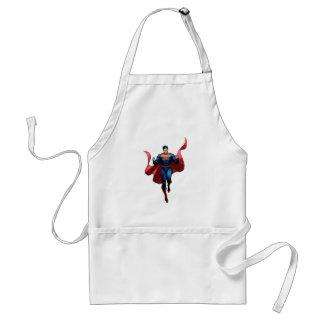 Superman Flying Standard Apron