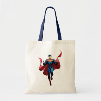 Superman Flying Tote Bag