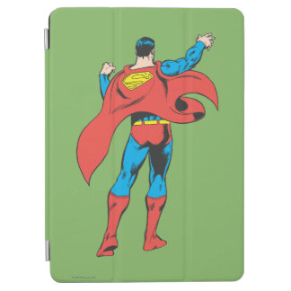 Superman From Behind iPad Air Cover