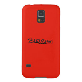 Superman | Graffiti Logo Galaxy S5 Covers