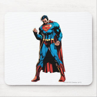 Superman  - Hand in fist Mouse Mat