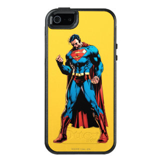 Superman  - Hand in fist OtterBox iPhone 5/5s/SE Case