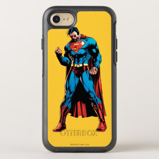 Superman  - Hand in fist OtterBox Symmetry iPhone 8/7 Case