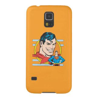 Superman Head Shot Galaxy S5 Cover