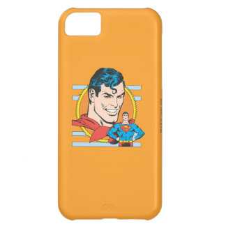 Superman Head Shot iPhone 5C Case