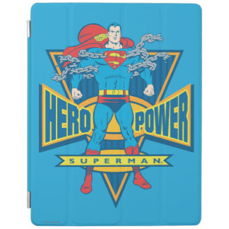 Superman - Hero Power iPad Cover
