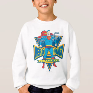 Superman - Hero Power Sweatshirt