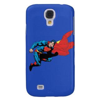Superman in Shadow 2 Galaxy S4 Case
