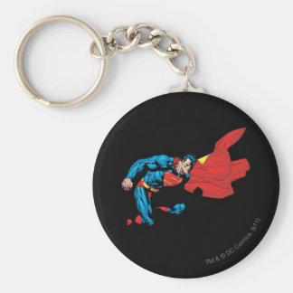 Superman in Shadow 2 Key Ring