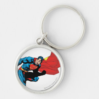 Superman in Shadow 2 Key Ring