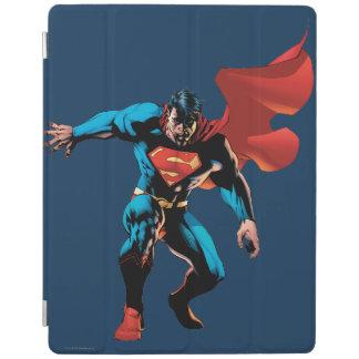 Superman in Shadow iPad Smart Cover