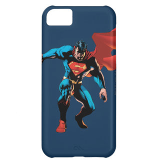 Superman in Shadow iPhone 5C Case