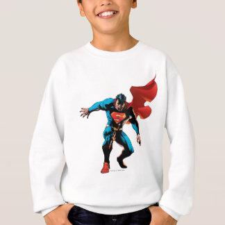 Superman in Shadow Sweatshirt